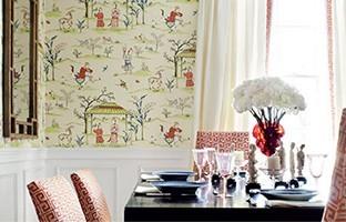 Toile De Jouy Wallpapers