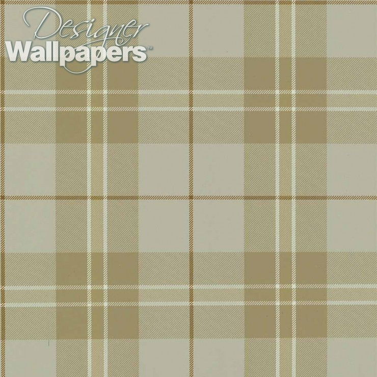 Thibaut Wallpapers Winslow Plaid Free Delivery to USA