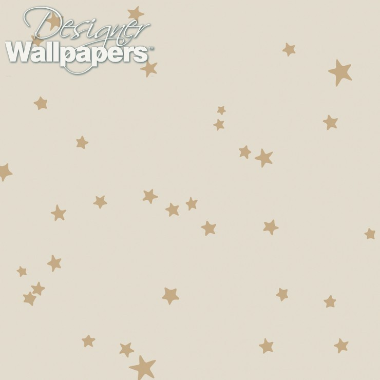 Buy Cole and Son Stars - Free Next Day Delivery | Designer