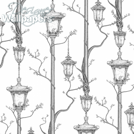 Street Light Designer Wallpaper