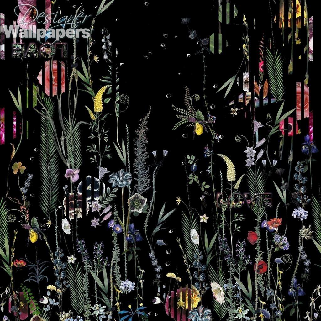 Christian lacroix babylonia nights panoramic crepuscule for Designer wallpaper uk