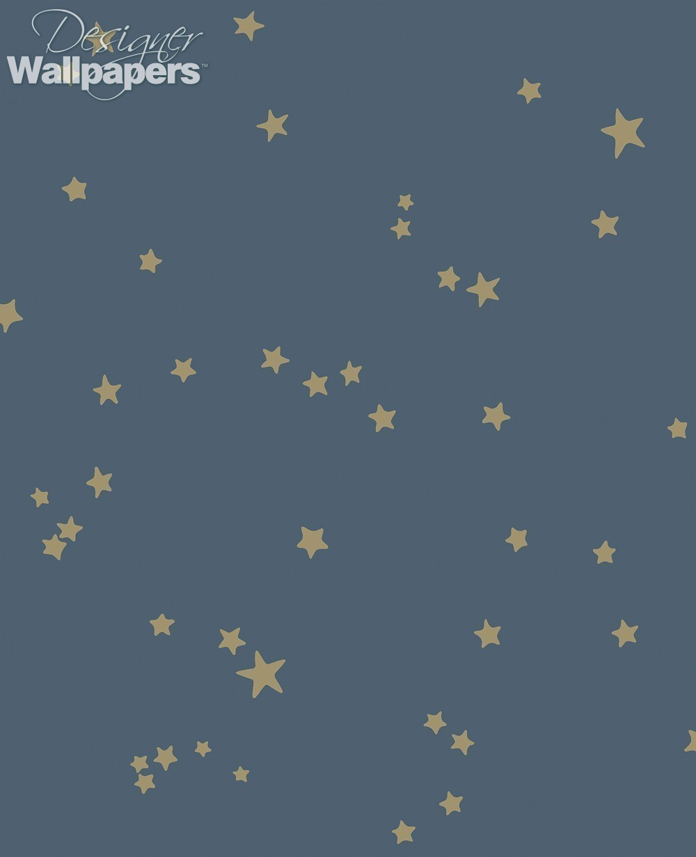 Buy Custom Designer Wallpapers In Sydney: Buy Cole And Son Stars - Free Next Day Delivery