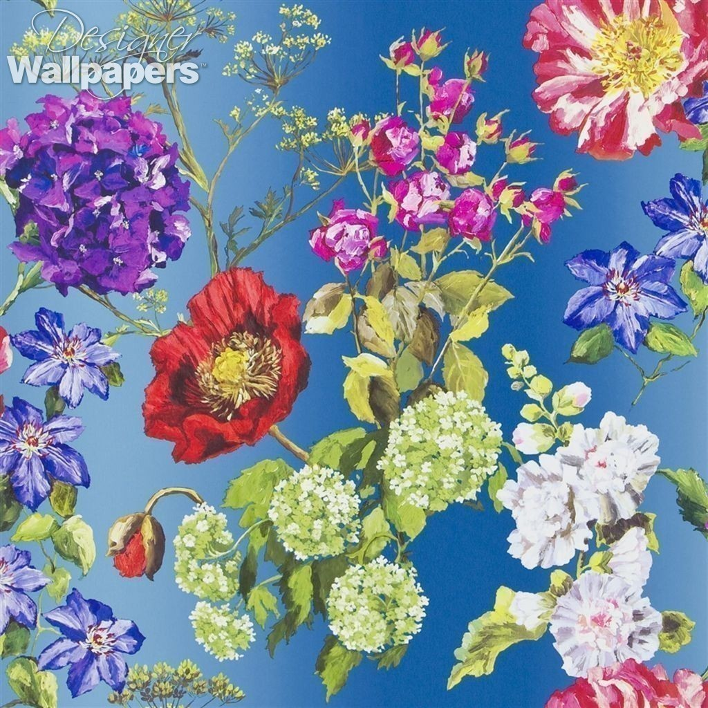 Designers Guild Alexandria Next Day Delivery Designer Wallpapers