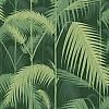 Palm Jungle - Green Wallpaper