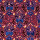 Viceroy Fabric - Multi colour
