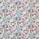 Fanfare Fabric - Multi colour