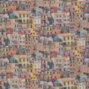 Portovenere Fabric - Multi colour