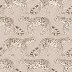 Cole and Son Leopard Walk 109/2012 Beige
