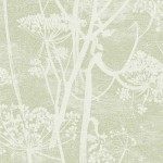 Cow Parsley - Green Wallpaper