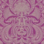 Malabar - Pink & Purple Wallpaper