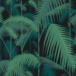 Palm Jungle Fabrics - Green