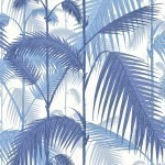 Palm Jungle Fabrics - Blue