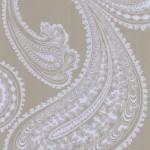 Rajapur - Brown & Beige Wallpaper