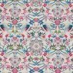 Menagerie Fabric - Multi colour