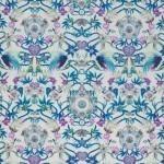 Menagerie Fabric - Blue
