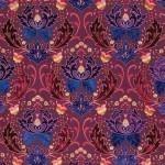 Viceroy Fabric - Multi colour