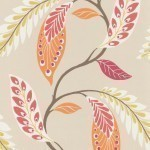Fontibre - Multi Colour Wallpaper