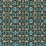 Mustique - Green Wallpaper
