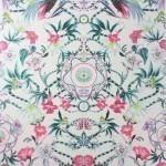 Menagerie - Pink & Purple Wallpaper