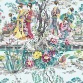 Osborne & Little Japanese garden