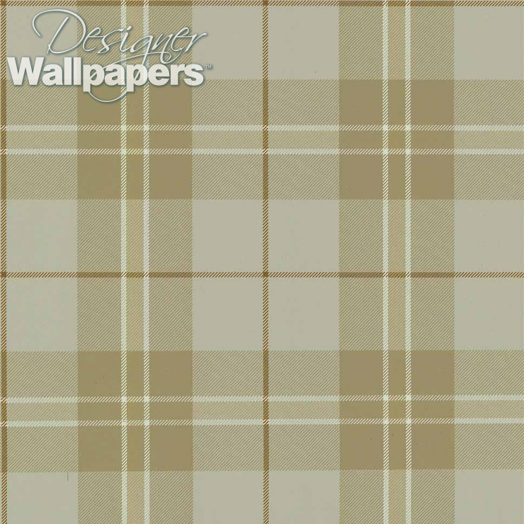 Thibaut wallpapers winslow plaid next day delivery for Tartan wallpaper next