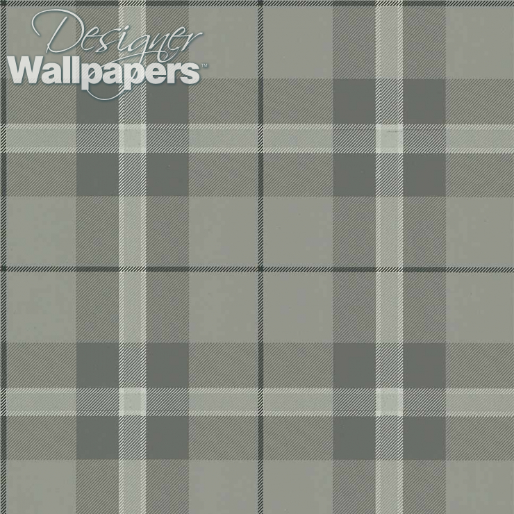 Thibaut Wallpapers Winslow Plaid - Free shipping | Designer Wallpapers ™