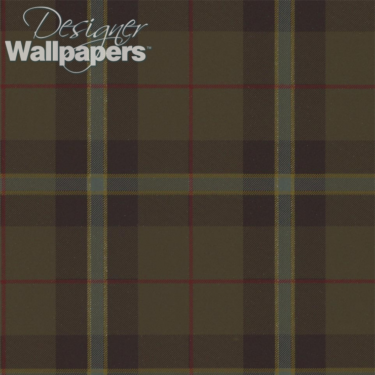 thibaut winslow plaid