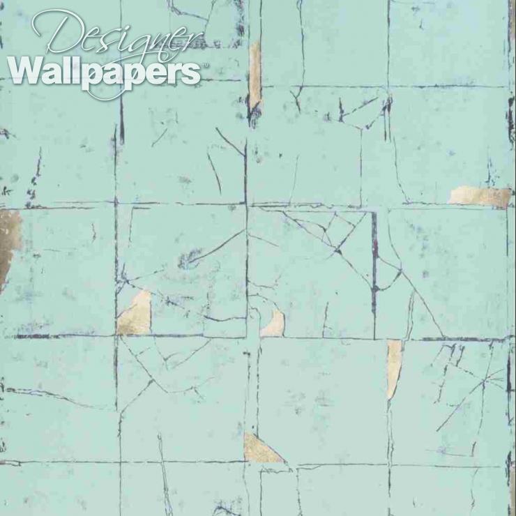 Osborne & Little Faenza Tile - Free shipping | Designer Wallpapers ™