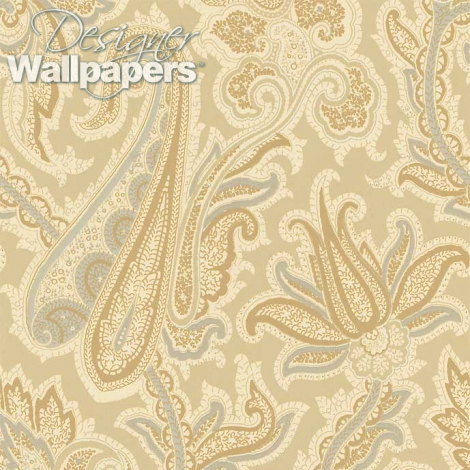 Thibaut Wallpapers Winchester Paisley Free Shipping