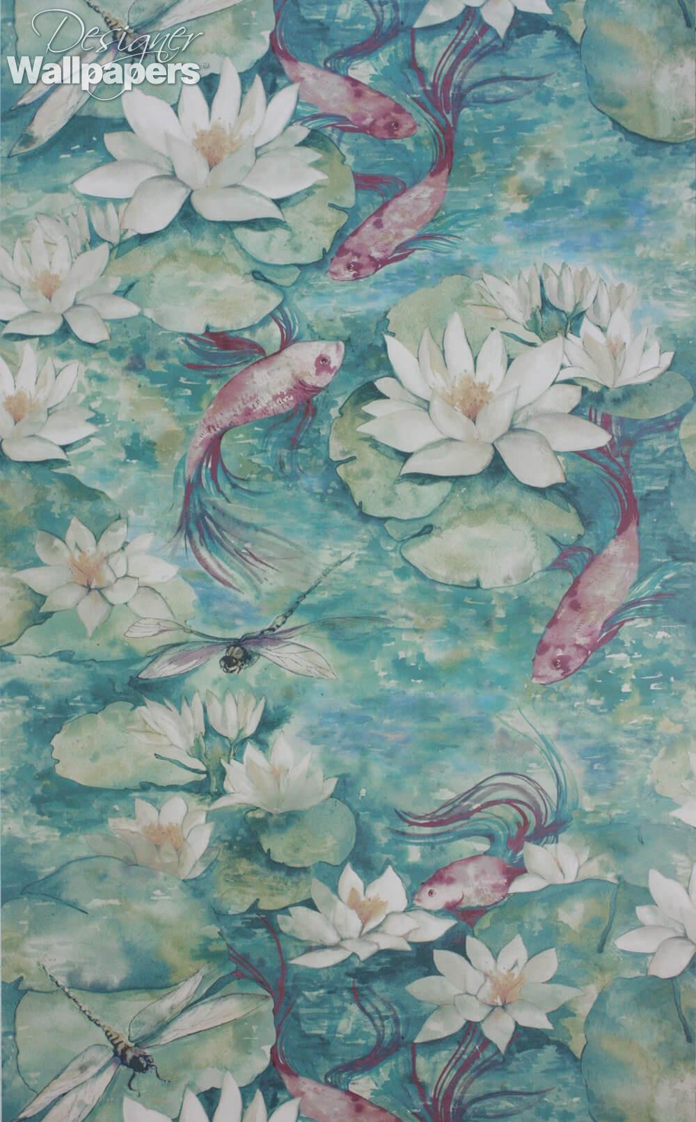 matthew williamson water lily