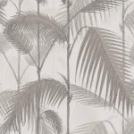 Palm Jungle - Brown & Beige Wallpaper