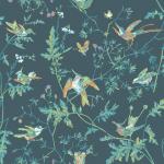 Hummingbirds - Green Wallpaper