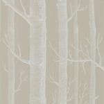 Woods - Brown & Beige Wallpaper
