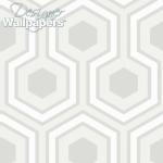 Hicks' Grand - Grey Wallpaper